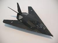 """F-117A """"Nighhawk"""""""