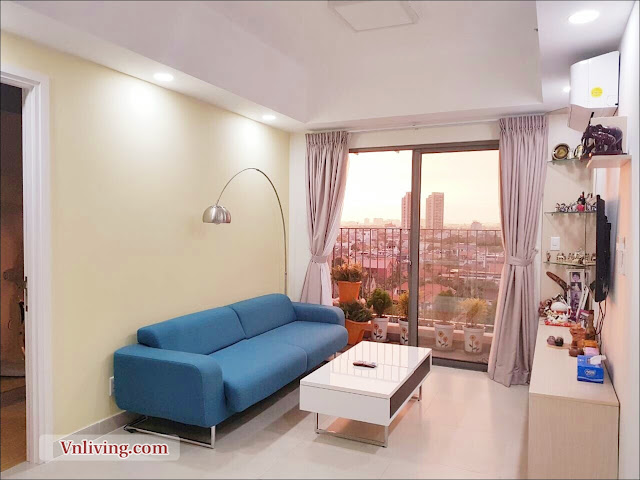 2 Bedrooms Apartment for rent in Masteri Thao Dien River View