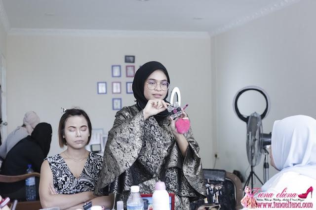 KELAS MEKAP MURAH BANGI