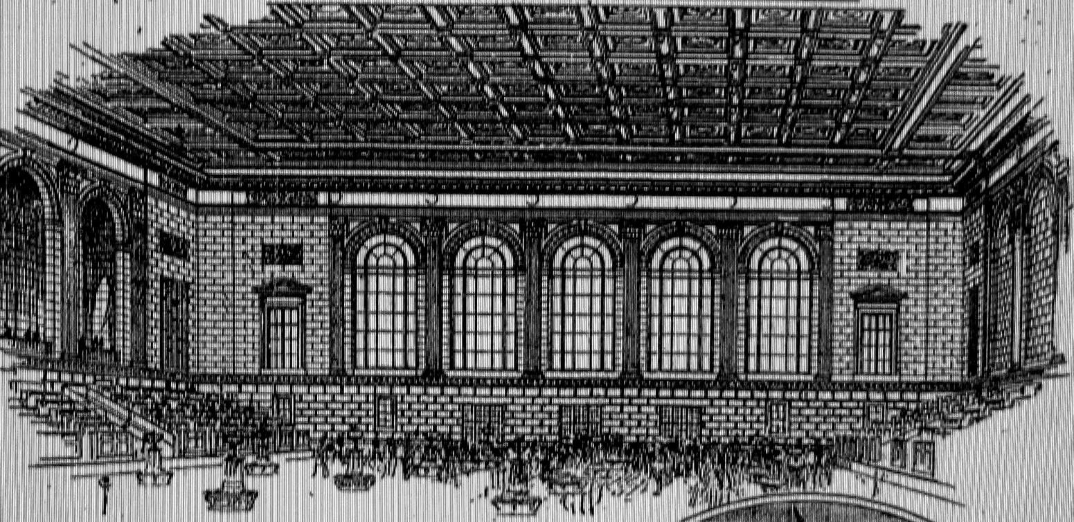 Daytonian In Manhattan The New York Curb Market Building