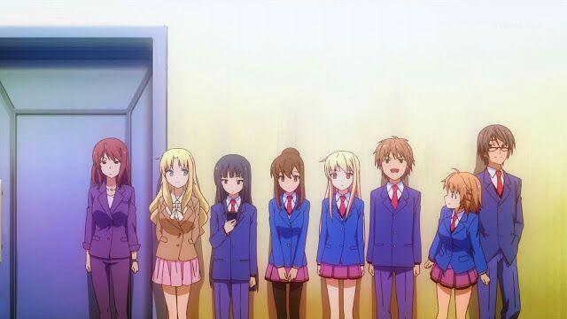 Sakurasou No Pet Na Kanojo di Rekomendasi Anime Romance - Drama Terbaik