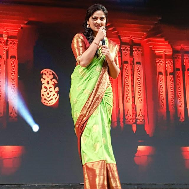 anushka at baahubali 2 tamil audio launch