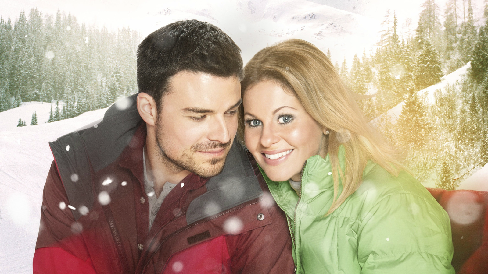 Promotional Art for the Hallmark Channel Movie - Let It Snow