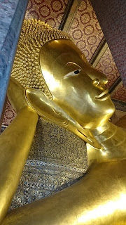 Wat Pho The Temple of Reclining Buddha Bangkok