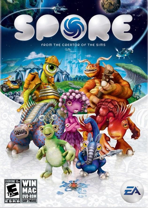 Download spore game full version pc free download game gratis.