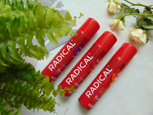 Radical Suche Szampony do włosów - Świetna jakość za rozsądną cenę!