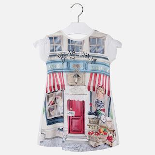 Φόρεμα Mayoral  για κορίτσια 2- 9 ετών σε προσφορά