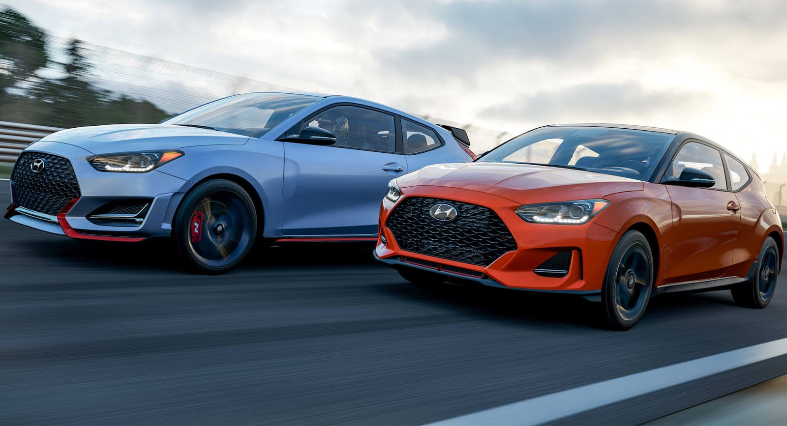 Hyundai Veloster N revealed among leaked images