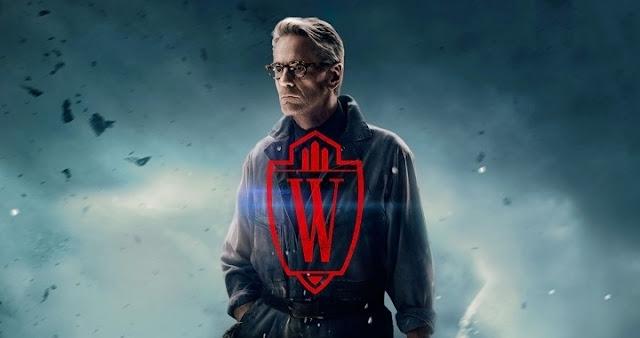 Jeremy Irons es Alfred en La Liga de la Justicia