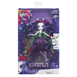 My Little Pony Equestria Girls Legend of Everfree Crystal Gala Rarity Doll