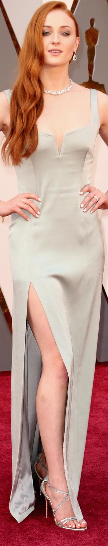 Sophie Turner 2016 Oscars