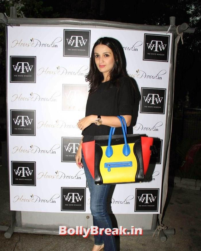 Alka Hiranandani, Twinkle Khanna at Sanvari & Anjori Alagh's Pop Up Store Launch
