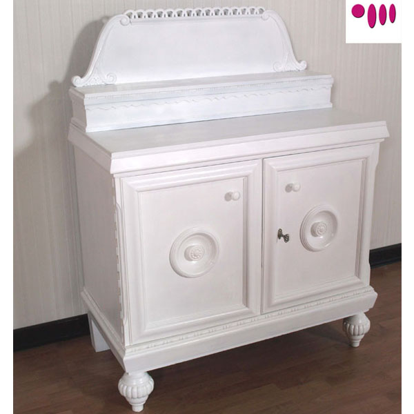 mobili shabby chic atelier myartistic credenza shabby chic sideboard myartistic my05. Black Bedroom Furniture Sets. Home Design Ideas