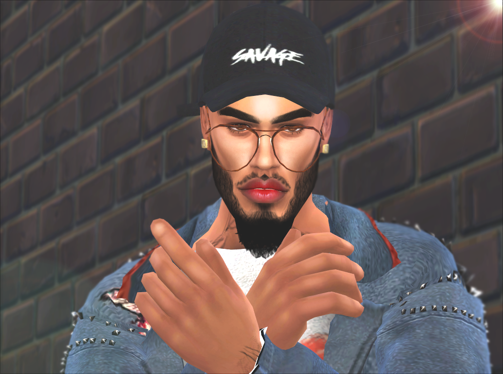 My Sims 4 Blog Savage Hats Recolored By Dandchi-1726