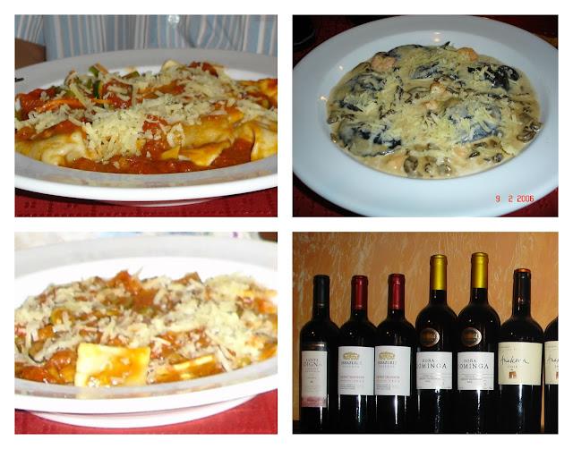 Il Siciliano - onde comer em Santiago no Bellavista