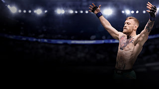 EA Sports UFC 3 PS Vita Wallpaper