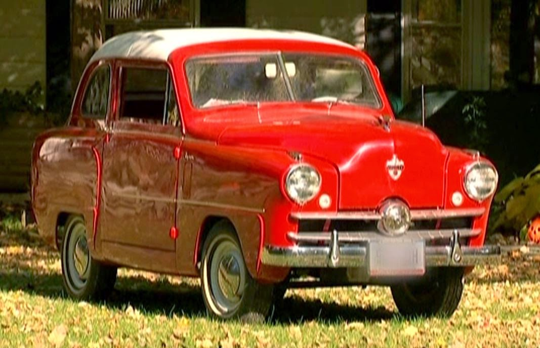Just A Car Guy: Paul's Crosley collection seen on American Pickers