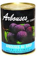 ARBOUSES (糖水杨梅)
