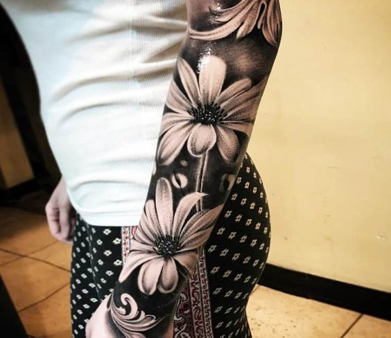 Best 25+ Sleeve Tattoos Designs For Girls