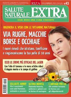 La Merceria Riza Salute Naturale Extra 43 Dicembre 2012