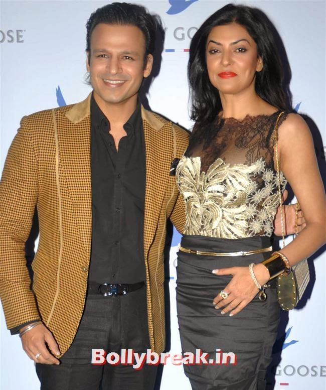 Vivek Oberoi and Sushmita Sen, Bollywood Celebs Sizzle at Grey Goose Style Du Jour 2013
