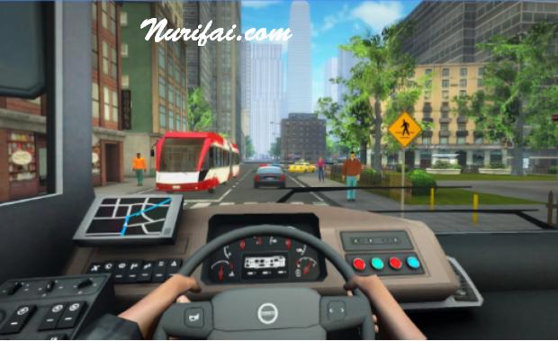 Game Bus Simulator Pro 2017 Mod apk