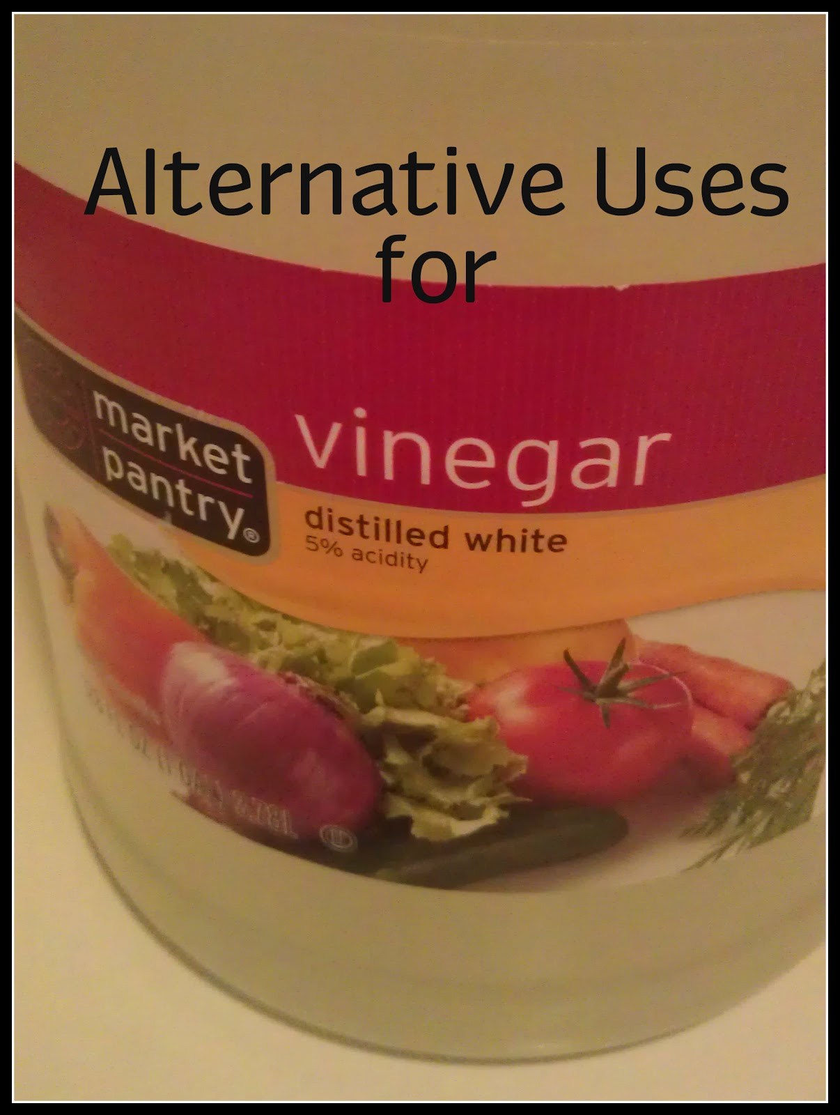 Alternate Uses For A Dining Room: My Life's A Treasure: Alternative Uses For White Distilled