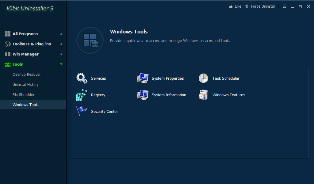 IObit Uninstaller 5 Full Terbaru Gratis - Adhe Droid