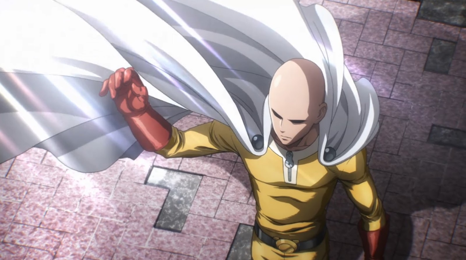 One Punch Man – Episódio 01