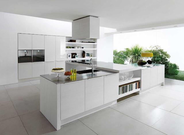 Dapur yang nampak elegan