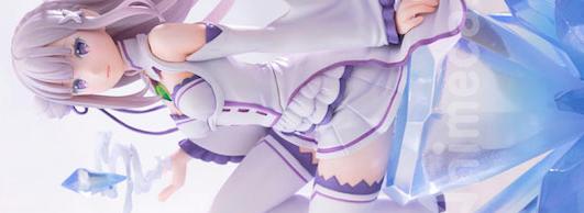 Figura Emilia Re: Zero kara Hajimeru Isekai Seikatsu