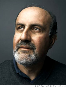 Nassim nicholas taleb options trading