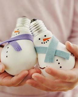 Tips para Reciclar Bombillas esta Navidad