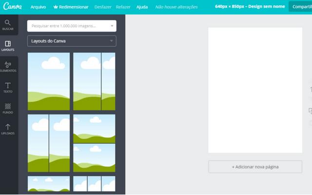 Como criar imagem principal do post no blog