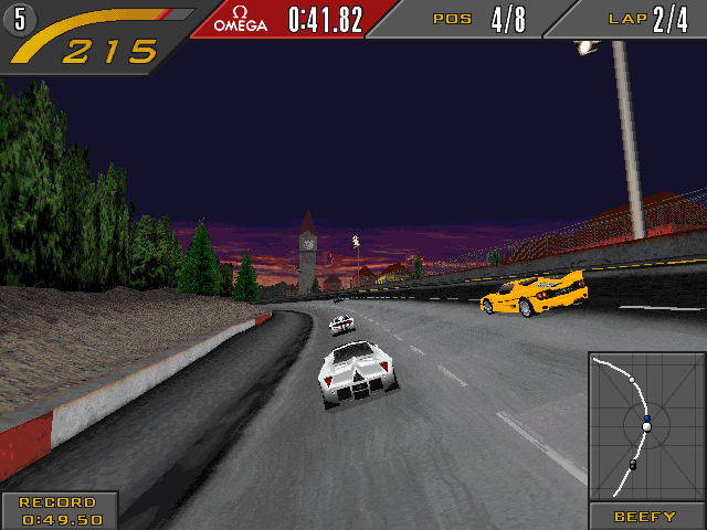 Nfs2 game free download for windows xp