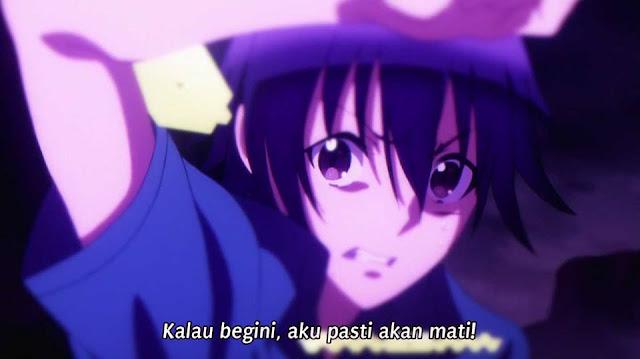 Death March kara Hajimaru Isekai Kyousoukyoku Episode 01 Subtitle Indonesia