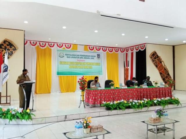 Rahmat dan Rombongan Kejari Jayapura Gelar Penyulugan Hukum ke Pemda Sarmi.lelemuku.com.jpg