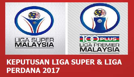 Keputusan Liga Super 2017