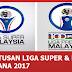 Keputusan Liga Super 2017 Jadual Dan Kedudukan Terkini