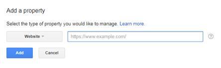 Cara mendaftarkan blog di webmaster tools