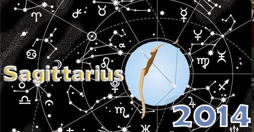 Sagittarius Horoscope 2014
