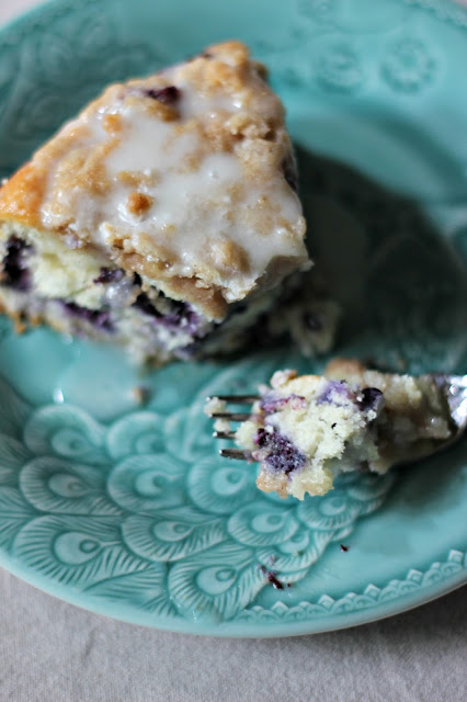 Blueberry Crumb Cake-Recipe Review | Days of Chalk and ...