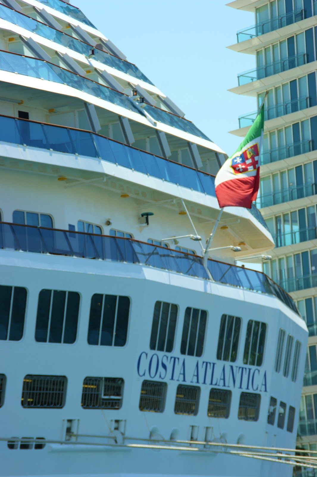 Costa Crociere Turisti A Ogni Costo