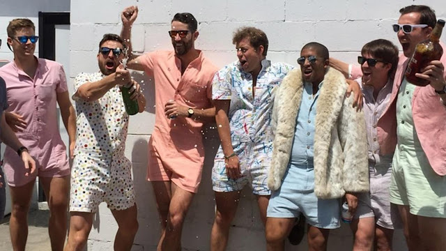 Male Rompers Are Here