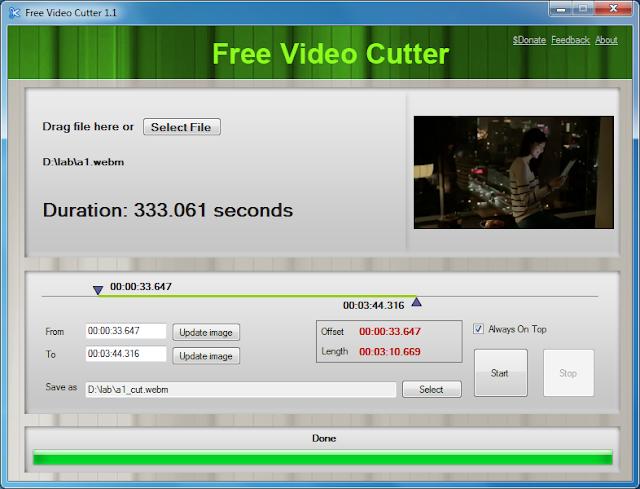 برنامج تقطيع الفيديو للكمبيوتر مجاناً أخر اصدار