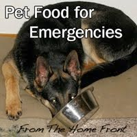 Prepping Food for Pets