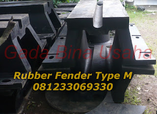 Rubber Fender Type M