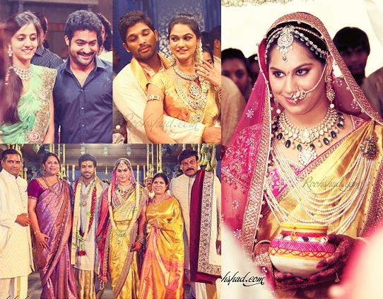 ramcharan upasana wedding gallery by professional