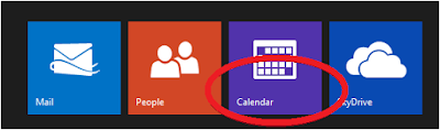 open hotmail calendar