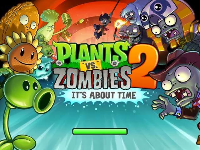 Plants Vs Zoombies 2